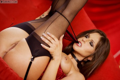 Rachel Roxxx Stockings